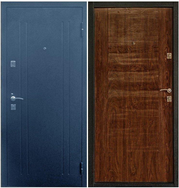 Входная дверь Магна МД-71 (7см) фото